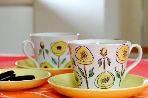 スウェーデンの向日葵カップ