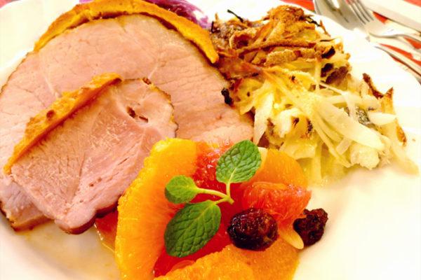 スウェーデン料理教室でクリスマス料理2012!