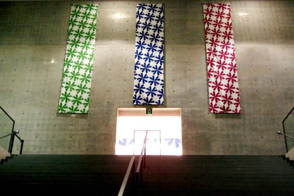 兵庫県立美術館「フィンランドのくらしとデザイン」展開会式