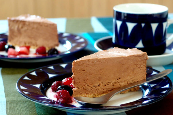一番美味しいフィンランドのチョコレートケーキと一番美しい女性の悲しい運命