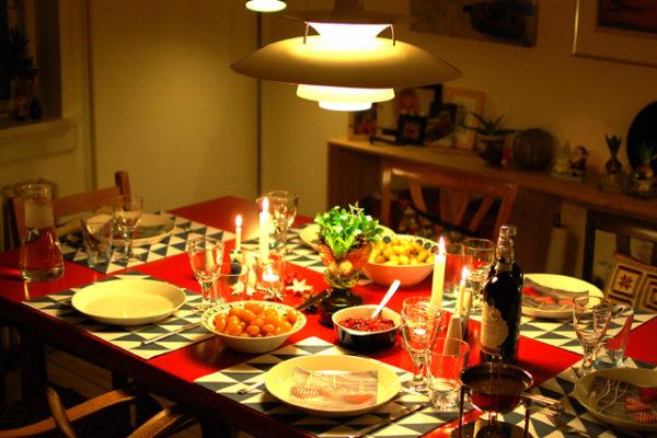 デンマークのクリスマス(ディナー編)