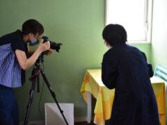『北欧テイストの部屋づくり』次号の撮影しました