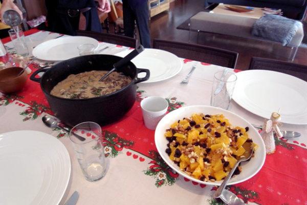 ノルウェークリスマス料理