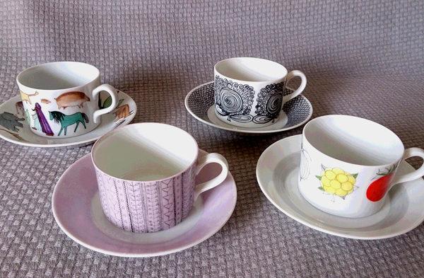 お客さまのお写真:エステリ・トムラのカップ