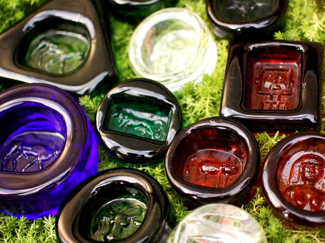 バイバイ夏の送料無料ガラスフェア