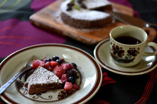 クラッドカーカと北欧紅茶