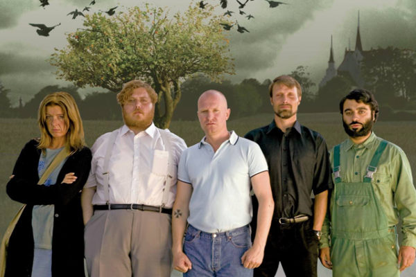 デンマーク映画『アダムズアップル』悪魔っているの?