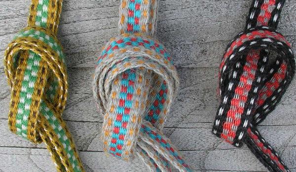 フィンランドのピルタナウハ織り、1日教室のお知らせ