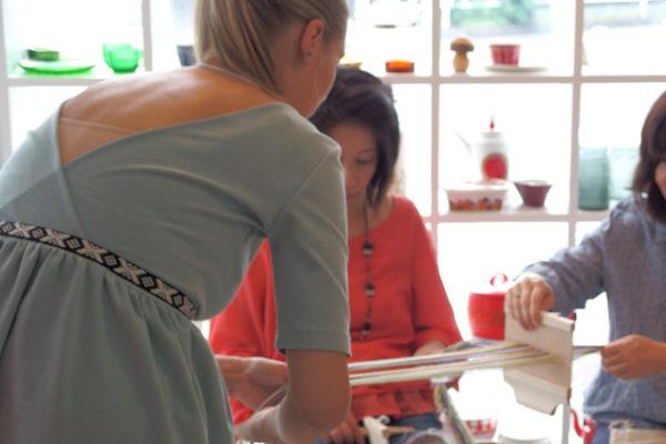フィンランドの手工芸講座とマリメッコ