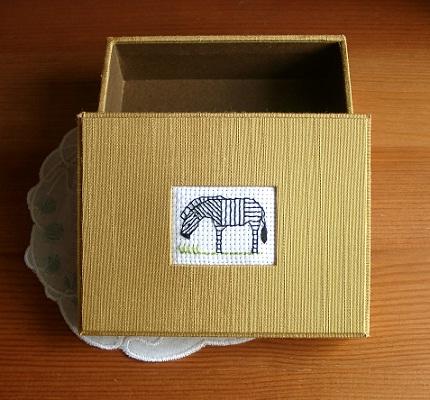 刺繍小箱エスカ、1日教室参加者募集